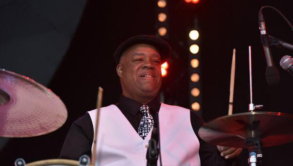 Выступление Joe Lastie's New Orleans Sound на открытии Koktebel Jazz Party