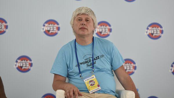 Представитель интернационального ансамбля Brazil All Stars, джазовый пианист Андрей Кондаков