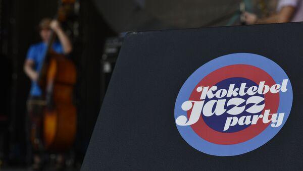 Репетиция выступления на Koktebel Jazz Party 2017