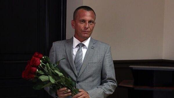 Андрей Некрасов. Архивное фото