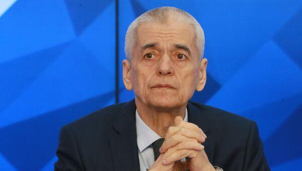 Первый заместитель председателя комитета ГД РФ по образованию и науке Геннадий Онищенко