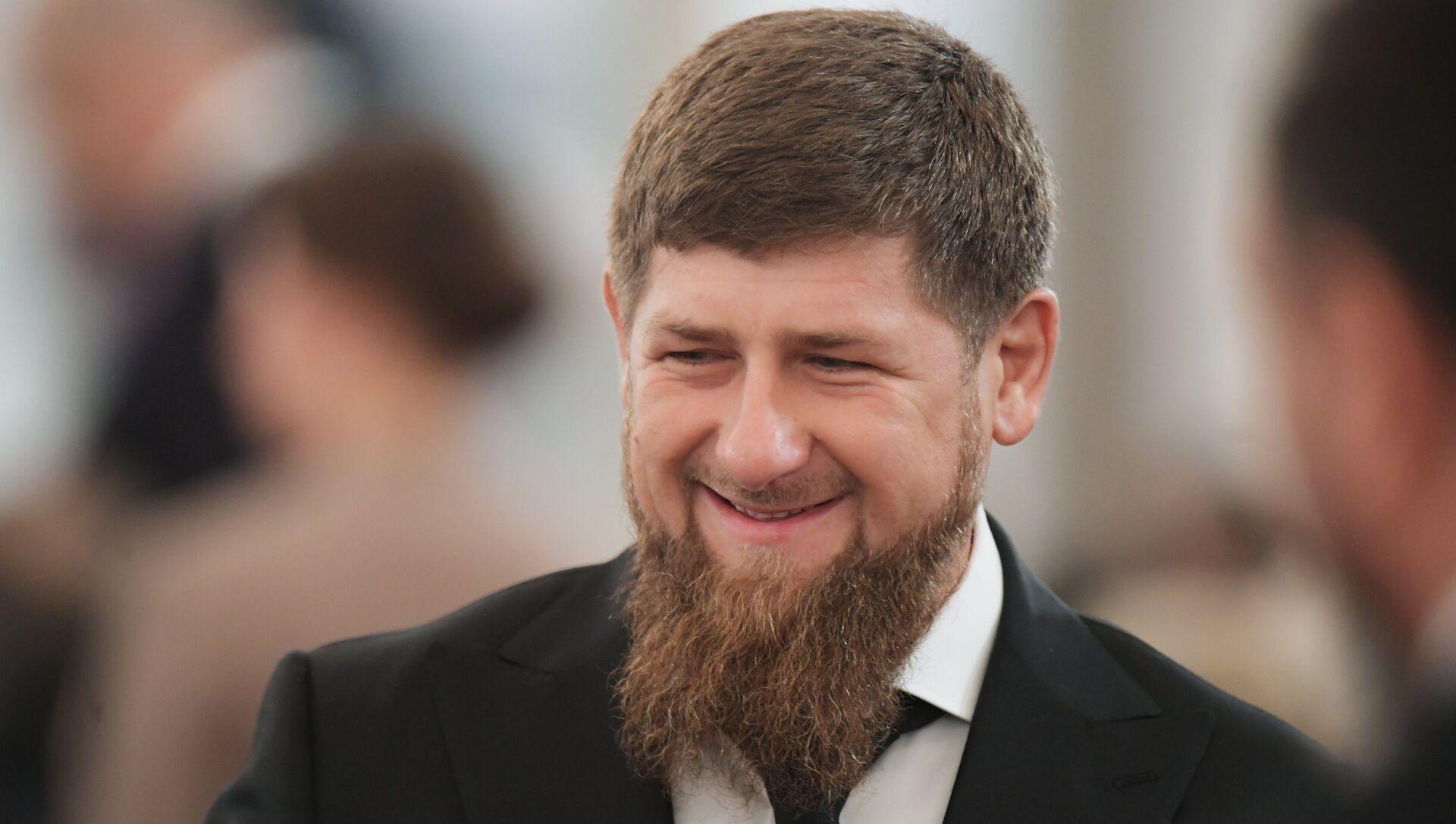 Глава Чеченской Республики Рамзан Кадыров - РИА Новости, 1920, 20.12.2017