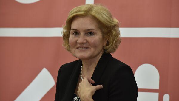 Вице-премьер-министра правительства РФ Ольги Голодец. Архивное фото.