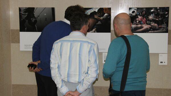 В Симферополе открылась выставка фоторабот победителей международных конкурсов