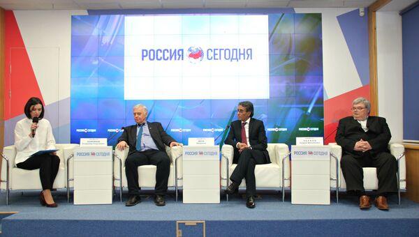 Пресс-конференция на тему: VIII Международный литературный фестиваль Чеховская осень – впервые в российском Крыму