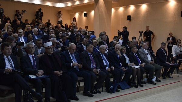 Участники форума друзей Крыма в Ялте
