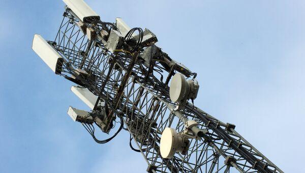 Вышка мобильной связи в Симферополе