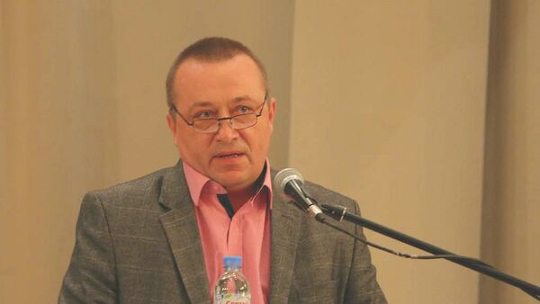 Юрий Новосад