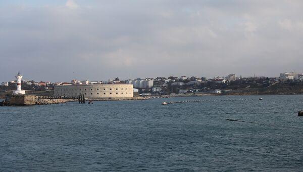 Ветка газопровода, которая всплыла в Севастопольской бухте