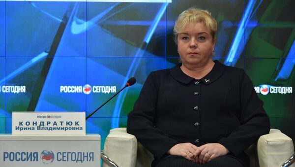 Начальник Инспекции по жилнадзору Крыма, главный государственный жилищный инспектор РК Ирина Кондратюк