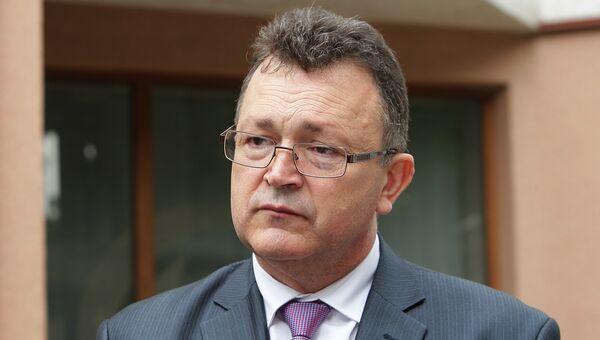 Петр Михальчевский. Архивное фото