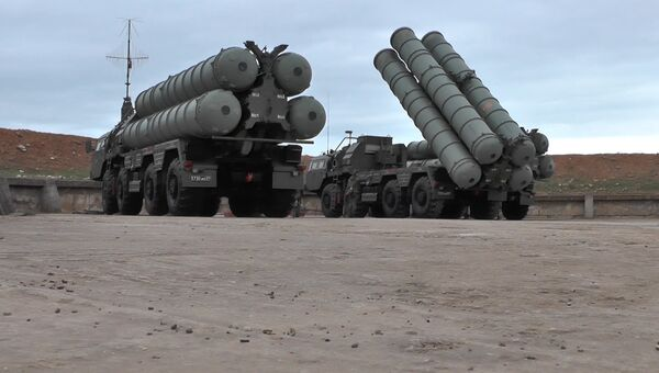 Второй дивизион ЗРК C-400 заступил на боевое дежурство в Севастополе