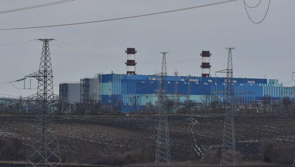 Симферопольская ПГУ-ТЭС