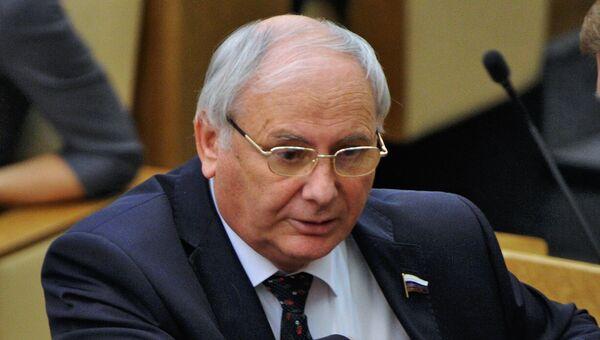 Журналист Борис Резник