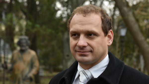 Глава администрации Феодосии Сергей Фомич