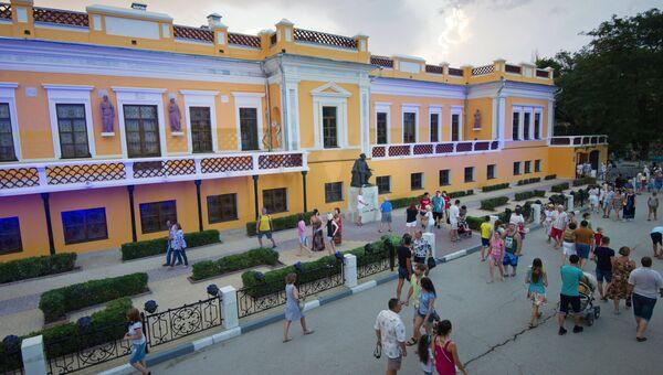 Галерея Ивана Айвазовского в Крыму