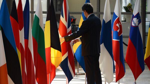 Подготовка к проведению саммита Европейского Союза в Брюсселе
