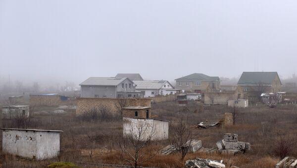 Самозахваты на территории строительства нового жилого комплекса в Симферополе
