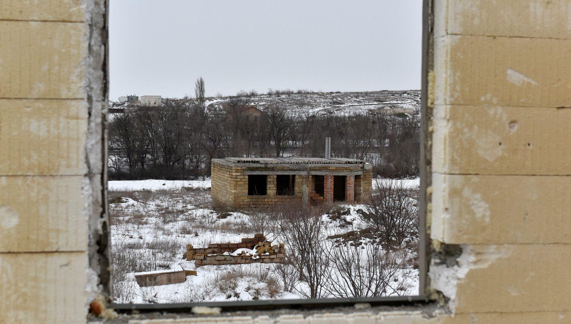Самозахват Стрелковое в Симферополе  - РИА Новости, 1920, 23.01.2020
