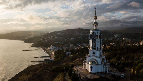 Регионы России. Крым