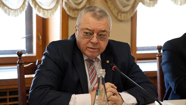 Педседатель Общественной палаты Республики Крым Григорий Иоффе