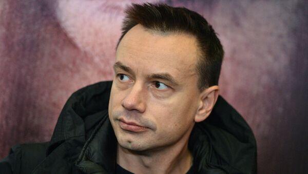 Солист группы Дискотека Авария Алексей Серов