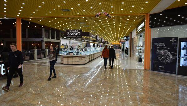 В торговом центре Муссон в Севастополе