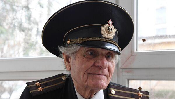 Ветеран Николай Маркианов