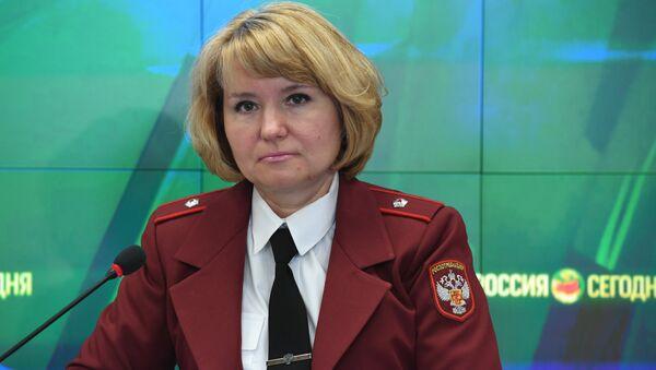 Глава управления Роспотребнадзора по Республике Крым и Севастополю Наталья Пеньковская