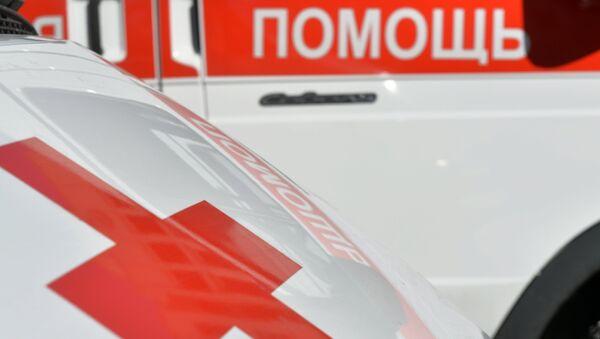 На церемонии вручения автомобилей Скорой медицинской помощи учреждениям здравоохранения Республики Татарстан