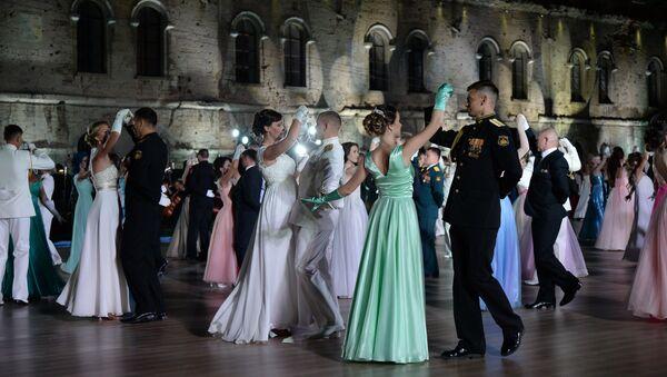 Пятый Большой севастопольский благотворительный офицерский бал Бегущие по волнам