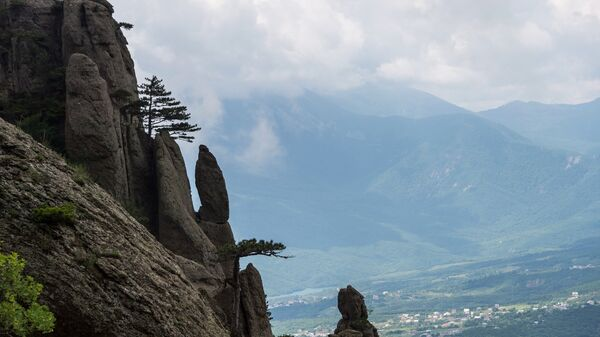 Долина привидений на Демерджи