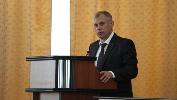 Генерал-майор внутренней службы Александр Еремеев. Архивное фото