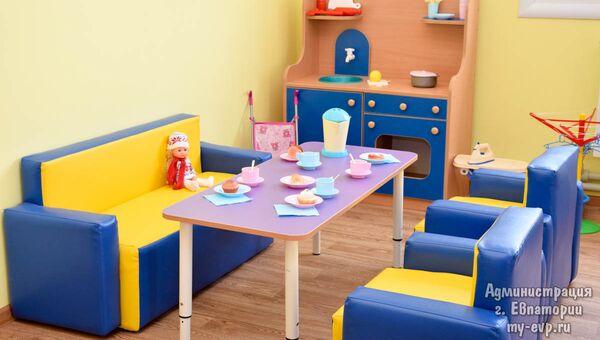 Модульный детский сад. Архивное фото