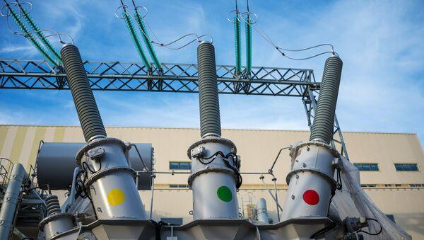 Строительство Балаклавской ТЭС в Крыму
