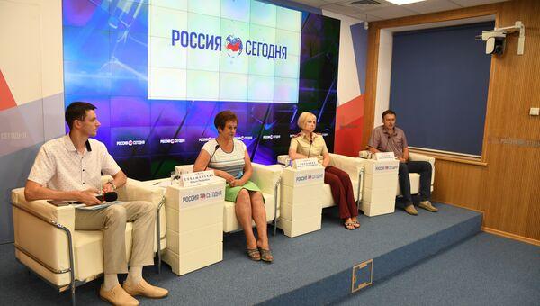 Пресс-конференция на тему: Защита потребительских прав социально уязвимых групп населения РК