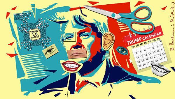 Семь пятниц Трампа