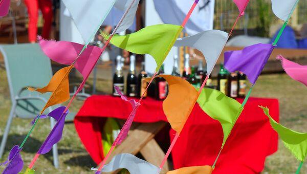 Второй винно-гастрономический фестиваль In Vino Veritas в Коктебеле