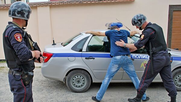 Наряд вневедомственной охраны Росгвардии задержал подозреваемого в угоне автомобиля в Симферополе