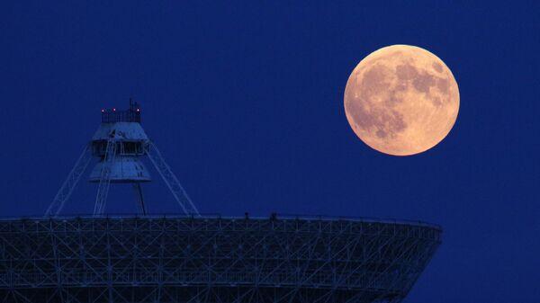 Самое продолжительное лунное затмение XXI века в Крыму