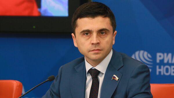 Заместитель председателя Комитета Государственной Думы РФ по делам национальностей Руслан Бальбек