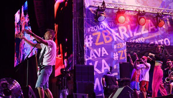 Выступление группировки Ленинград на #ZBFest-2018 в Балаклаве