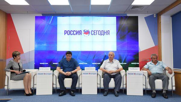 Пресс-конференция Крымско-татарский вопрос в повестке ООН: есть ли шанс на правду?