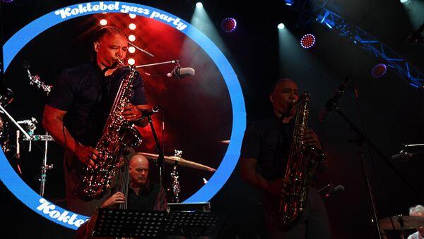 Видео концерта второго дня фестиваля Koktebel Jazz Party
