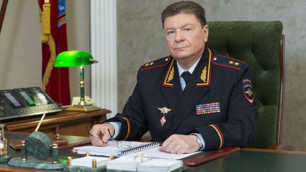 Генерал-лейтенант полиции Олег Торубаров