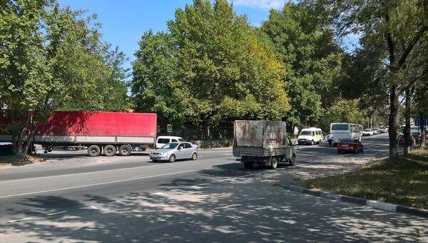 ДТП в Симферополе. 3 сентября 2018