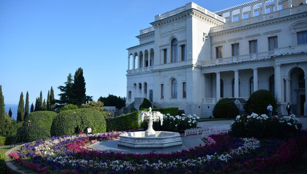 Большой Ливадийский дворец