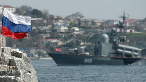 Ракетный катер Р-60 Черноморского флота