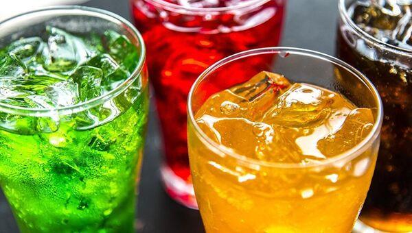 Прохладительные напитки