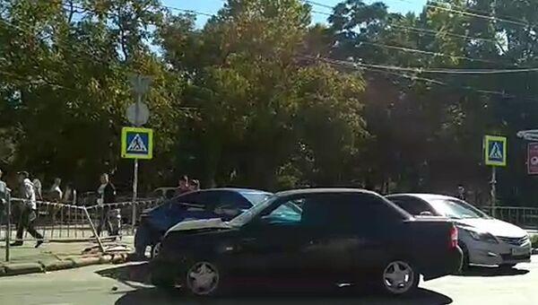 ДТП в Симферополе 27.09.2018 г.